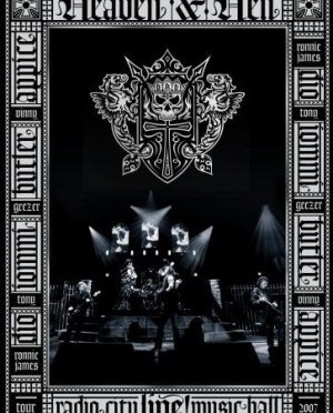 """""""Live At Radio City Music Hall"""" [DVD] by Heaven & Hell"""