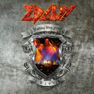 """""""Fucking With Fire"""" (Live) by EdGuy"""