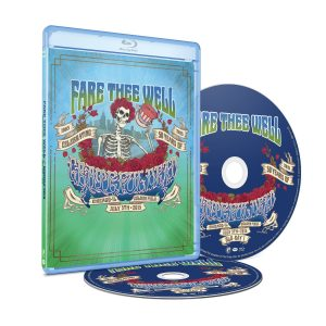 """""""Fare Thee Well"""" [Blu-ray/CD] by The Grateful Dead"""