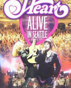 """Alive In Seattle"" [DVD] by Heart"