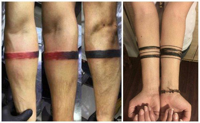 Tatuajes De Brazo El En Brazaletes