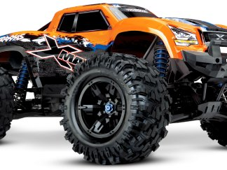 Traxxas - 77086-4 XMaxx Orange