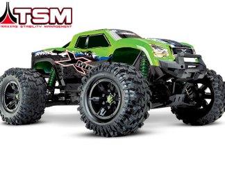 Traxxas - 77086-4 GREEN X-Maxx®