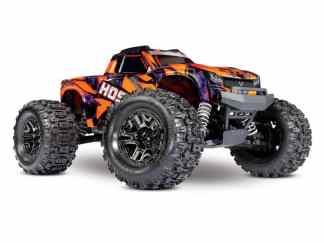 Traxxas - 90076-4 Hoss 4x4