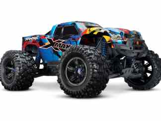 Traxxas - 77086-4 ROCK 'N ROLL