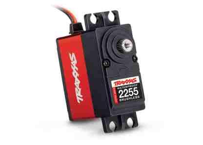 Traxxas - 2255 Servo Digitale Brushless HV Cod TRX2255