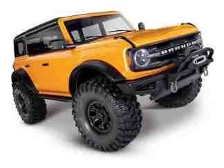 Traxxas - 92076-4 Ford Bronco