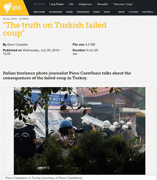"""The truth on Turkish failed coup"""