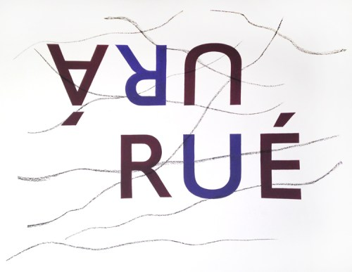 "Lothar Baumgarten - ""Urá Rué,"" 2014, Installation view. Courtesy the artist and Marian Goodman Gallery."