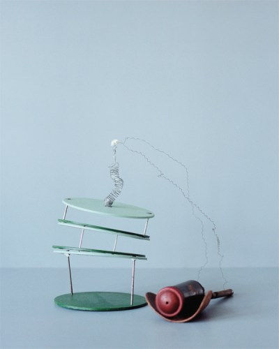 "Nadja Bournonville - ""Medical Machines #2,"" 2012, Analog C-print, Ed. #3/3 + 2 A.P., 8.75 x 11 inches"