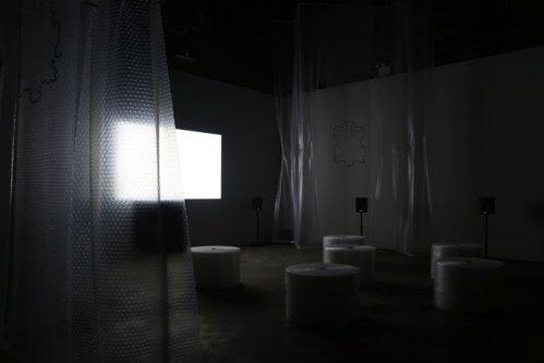 8 Ecstasies - Installation view