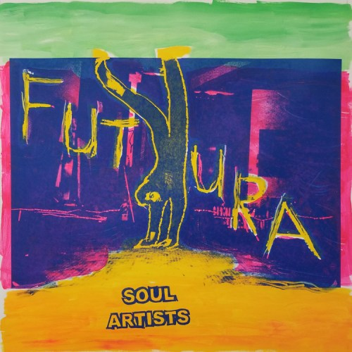 "Charlie Ahearn - ""FUTURA SOUL ARTISTS"""