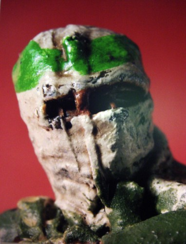 "Brian Conley - ""Miniature War in Iraq,"" 2010, Digital C-print mounted on aluminum, 60 x 48 inches"
