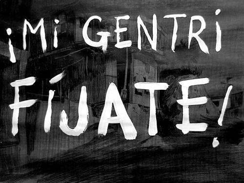 "Hugo Crosthwaite - ""Tía Juana Mi Amor,"" (Still) 2020, Stop-motion Drawing Animation, 5:29 Minutes"