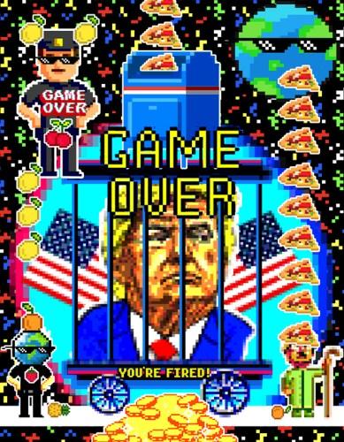 Daniel Davidson - Game Over