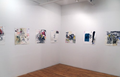 Daniel Davidson (Installation view) - no description