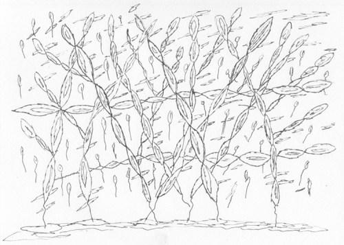 Dennis Diamond - Floating DNA