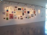 Traveling Flat Files - Yerba Buena Center for the Arts, San Francisco. Installation View