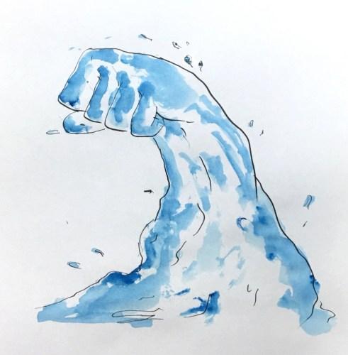 """Matt Freedman - """"Blue Wave"""""""