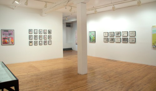 "Jane Fine, ""Contents Under Pressure"" - Installation view"