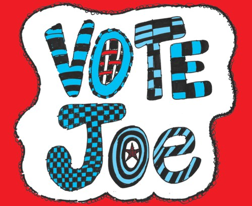 Jane Fine - Vote Joe