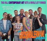 "no title - ""The Grossmalerman Show!"" sitcom poster"