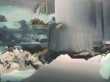 """Elliott Green - """"Overcast,"""" 2016, Oil on linen, 18 x 24 inches"""
