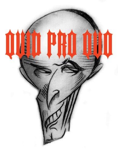 Elliott Green -  Quid Pro Quo