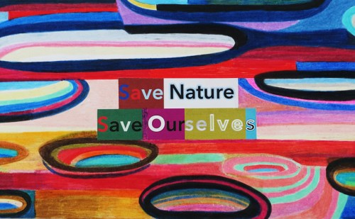 Cynthia Hartling - Save Nature Save Ourselves
