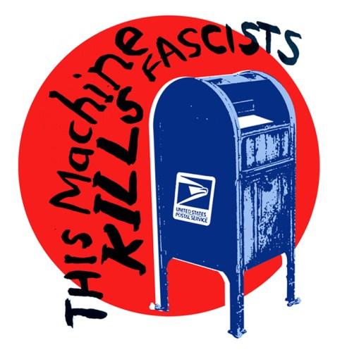Kurt Hoffman - This Machine Kills Fascists