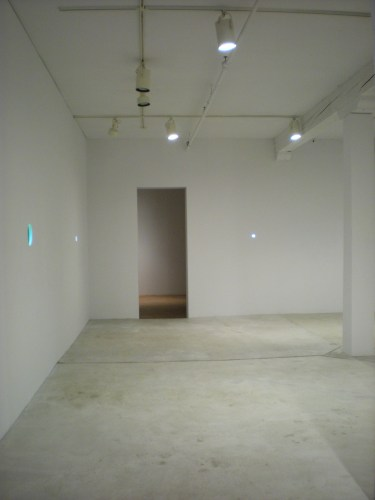 Familiar Terrain - Installation View, Pierogi. January 2011