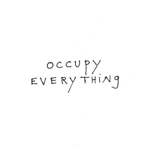 Jim Kanter - Occupy Everything