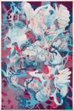 """Darina Karpov - """"Decisive Moment,"""" 2019, Acrylic on canvas, 48 x 32 inches"""