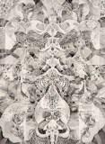 """Darina Karpov - """"Slow Dazzle 1,"""" 2016, Watercolor on paper, 38 x 27 inches DK099"""