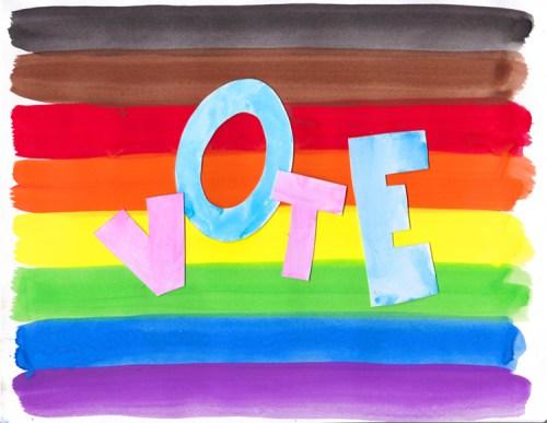 Peter Krashes - Diversity Vote