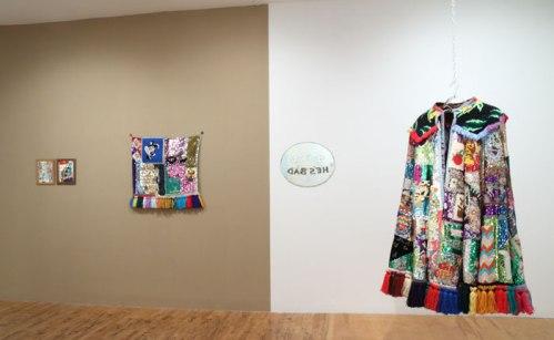 Larry Krone - Installation view