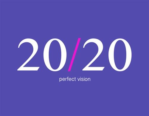 Justen Ladda - 20/20 perfect vision