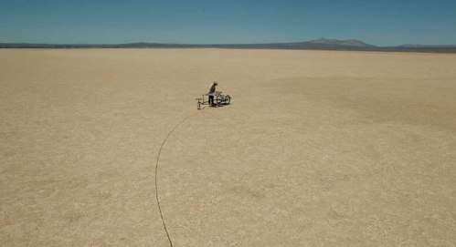 Will Lamson - A Line Describing the Sun, 2011, 13:35 HD video.