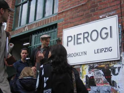 Leipzig Sign - no description