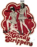 "Norma Markley - ""Candy Strippers: Vote"""