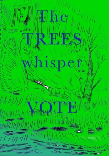 Shelley Marlow - Trees Whisper Vote
