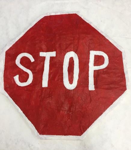 "Mary-Ann Monforton - ""STOP"""