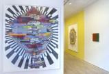 "John O'Connor - Installation view, ""Thin, Dark Crash (how I dread that blue jay)"""