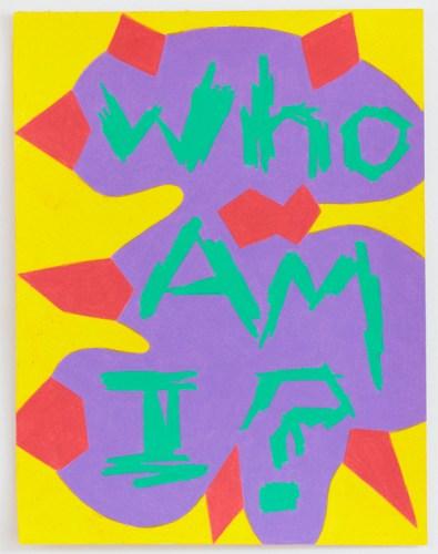 "John O'Connor - ""John Wayne,"" 2016, Colored pencil on paper, 12 x 9 inches"