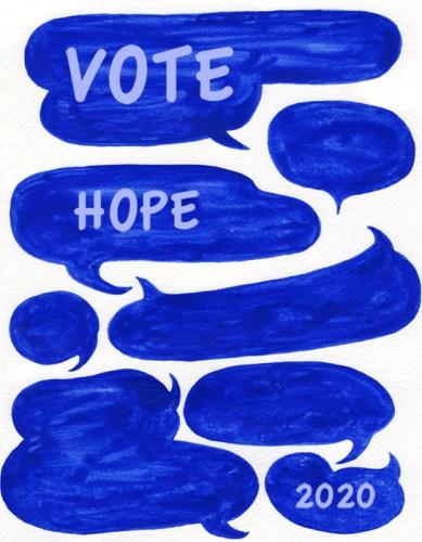 Helen Oji - Vote Hope