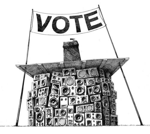 David Opdyke - VOTE platform
