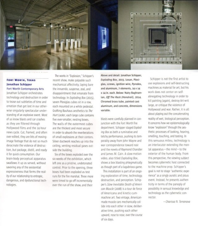 Review Sculpture Mag