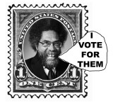 Amy Sillman - Cornel West: I Vote for Them