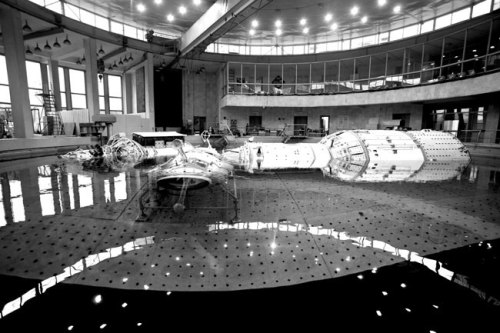 Yuri Gagarin Cosmonaut Training Center in Star City, Russia - 2008