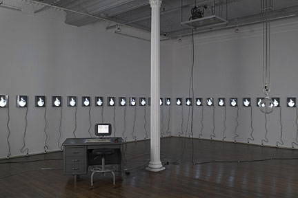 Glo- Our Rainmaker - 2006, Computerized operation, light boxes